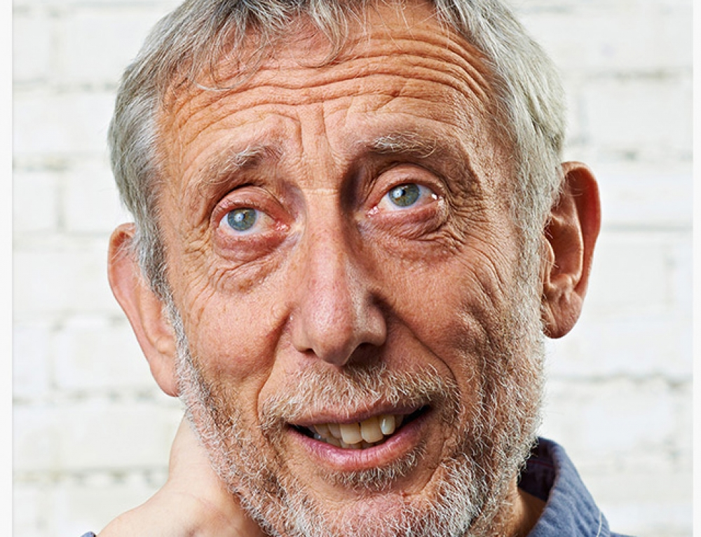 Michael Rosen joins Comprehensive Future as a patron