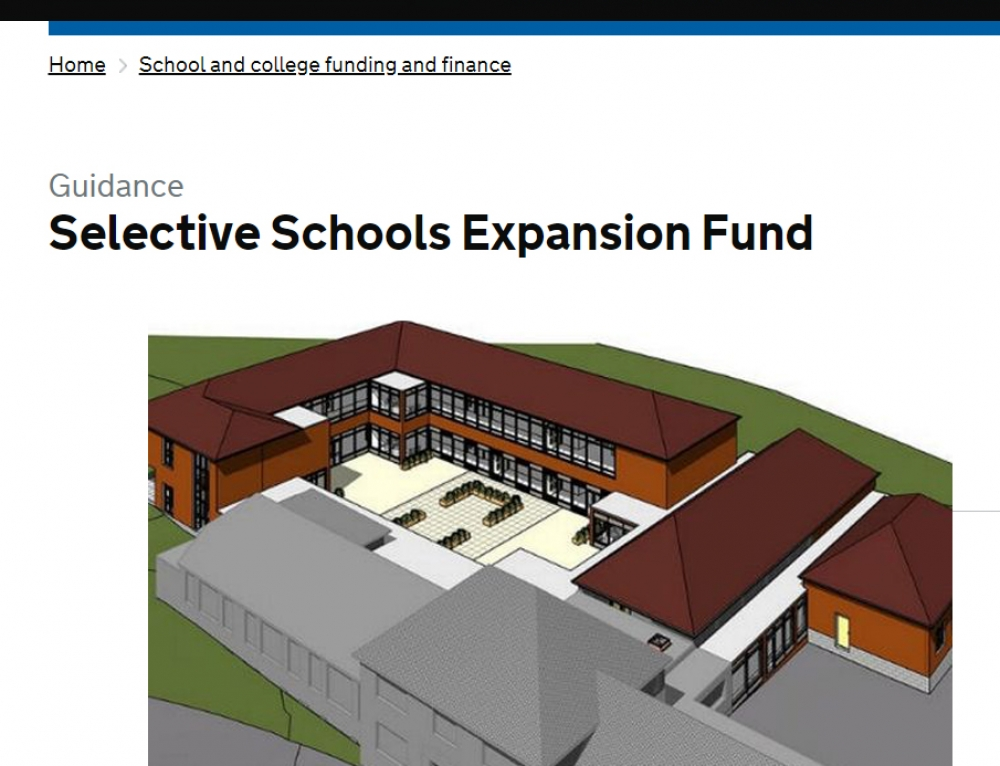 Please take part in the Selective School Expansion Fund consultations