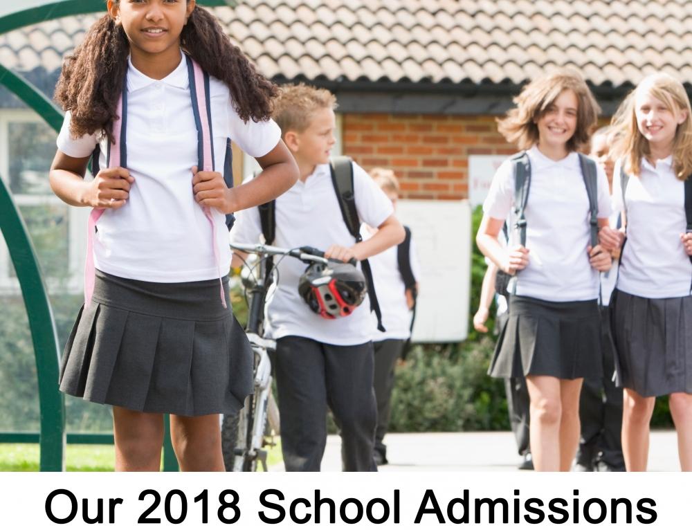 Comprehensive Future 2018 Admissions Campaign