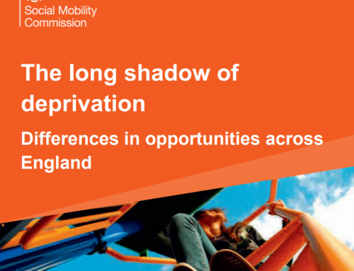 Social Mobility Commission report highlights the impact of selection